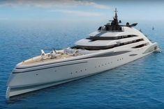 Amara Superyacht Concept #megayacht