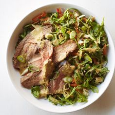 ... Flank Steak Salad on Pinterest | Steak Salad, Flank Steak and Steaks