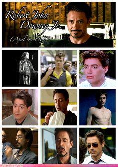 Happy Birthday Robert Downey Jr!