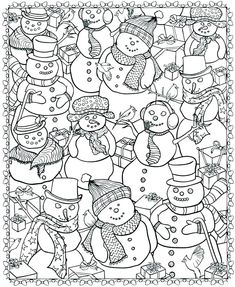 264 Best Seasons Coloring Pages Images Adult Coloring Pages Adult