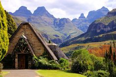 Cathedral Peak, Drakensberg!