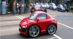 Audi R8 Smart Car Body Kit