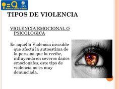 ... Violencia emocional o psicológica.