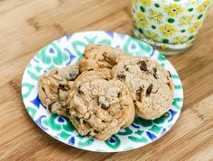 original recipe for goo goo cookies, based on the candy bar goo goo clusters by Rachel Rappaport