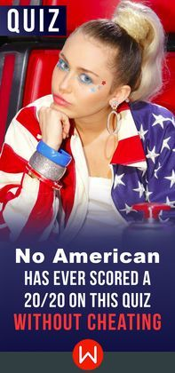 Red, White, and You!? Against all odds can you get a perfect score? American Challenge quiz BUT I GOT 100%!!!!