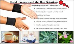 The Common Problems Hand Tremors and the Best Herbal Treatment