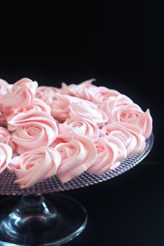 This past week I attempted to make jam swirled meringue but something went wrong and I ended up with sticky meringue cookies. It might be something to do with the humidity level in the kitchen, tha...