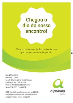 Newsletter Confraternização