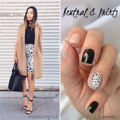 Neutral & Prints