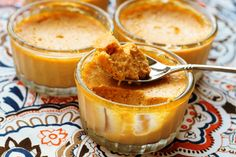 This pumpkin pudding tastes great by itself or you can also put it in your favorite pie crust making 'Pumpkin Pie'. Ingredients: 2 cups roasted, pureed pumpkin 1/4 cup almond milk 3 Tbsp Brown rice syrup 1 tsp molasses 1 tsp stevia 1 tsp cinnamon 1 teaspoon ground allspice 1/2 tsp nutmeg 1/4 tsp