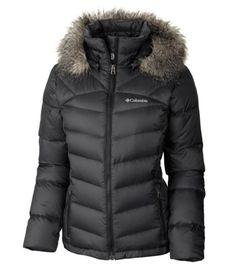 WOMEN'S GLAM-HER™ DOWN JACKET #downjacket #columbia #wintercoat