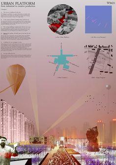 """Ganadores del Concurso Internacional SC 2013 """"Links: Regeneración Urbana"""" / Primera Parte,Finalista: Samuel Llovet. Image Courtesy of Future"""