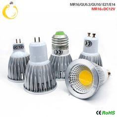 Ikeacasa, led COB  9W 12W 15W Led Spotlights Lamp 60 Angle GU10 E27 E14  GU53 Dimmable Led Bulbs led light AC 110-240V MR16 DC12V //Price: $2.43 & FREE Shipping //     #family #decoration #cute Spotlight Lamp, Led, Lamp Light, Coffee Maker, Spotlights, Bulbs, Lamps, Free Shipping, Sport