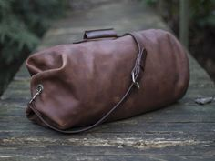 REDUCED PRICE FOR ETSY! PRICE IS $395.00 ON OUR WEBSITE! WONT LAST LONG! PRICE WILL GO BACK UP SOON!  The Gunnar Duffle is the ultimate travel bag.