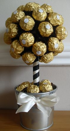 Ferrero Rocher tree!!