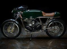 revival cycles rickman revival velocette motorcycle designboom