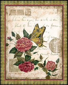 New Print Available! - 'Love Letters' - http://fineartamerica.com/featured/love-letters-jean-plout.html via @fineartamerica