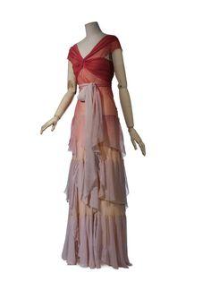 Madeleine Vionnet , maison de couture, 1932 robe   Les Arts décoratifs