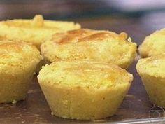 Empadinhas com massa sabor cebola - Foto de Mais Você na TV