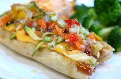 Not Your Average Hotdogs - Kraft Recipes