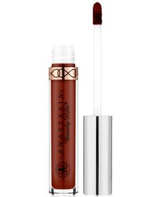 Brand NEW! Anastasia Beverly Hills Liquid Lips Matte Liquid Lipsticks! at Macy's(or Anastasia BH site!)in Vamp $20.00 Full coverage, intense pigment, and a matte finish in an easy-to-apply liquid formula. One sweep delivers vibrant long-wearing color that sets all day. Full Coverage Matte Color Intensely pigmented 19 Shades Available *19 day backorder at Macy's but you CAN purchase NOW*