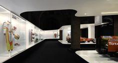 Fernando Alonso exhibition by Isern Serra, Sylvain Carlet, Mediapro exhibitions, Madrid – Spain » Retail Design Blog