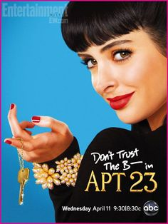 dont trust the b in apartment 23 - abc wednesday