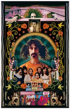 FRANK ZAPPA AND THE MOTHERS OF INVENTION .