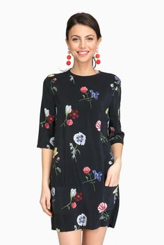 Equipment Women's Aubrey Silk Floral Dress – Tuckernuck