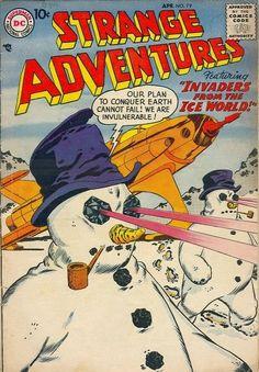 ¡Muñecos de nieve asesinos!