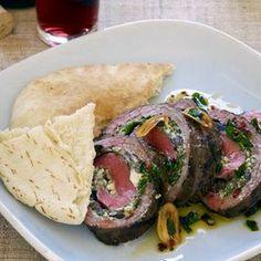 Greek Steak Wheels