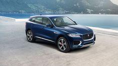 De Jaguar F-PACE S is uitgerust met een geavanceerde performance-motor, krachtige stijl en exclusieve specificaties voor een uiterst opwindende rijbeleving.