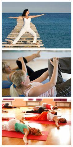 Autogenes Training,Feldenkreis, Yoga, Tai Chi,  Qi Gong, Pilates und Progressive Muskelrelaxation nach Jacobson: 7 Entspannungsmethoden, die Ihnen den Stress nehmen | http://eatsmarter.de/blogs/ingo-froboese/7-entspannungsuebungen