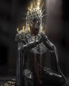 Dark Fantasy Art, Fantasy Artwork, Dark Creatures, Fantasy Creatures, Character Inspiration, Character Art, Character Design, Gothic Horror, Horror Art