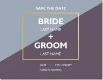 Save the Date, Wedding Events Invitations & Announcements Designs, Invitations & Announcements for Save the Date, Wedding Events Page 11 | Vistaprint