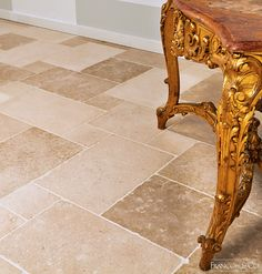 MASSANGIS BEIGE CLAIR French Limestone | Stone Flooring | Francois & Co.