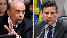 Por Dentro... em Rosa: Serras e Moros querem o fim da soberania brasileir...
