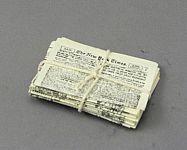 Miniature Newspapers