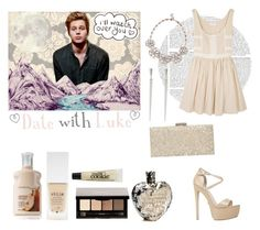"""☻ Date with Luke Hemmings ☻"" by sarkata-boo-bear ❤ liked on Polyvore featuring KG Kurt Geiger, Irwin & Jordan, Stila, Sole Society, Vera Wang, philosophy, Nina B, Carvela Kurt Geiger, women's clothing and women"