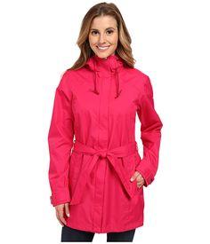 Columbia Pardon My Trench™ Rain Jacket Bright Rose - 6pm.com