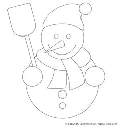 Snowman coloring  images | images of offer free hat and have fun coloring pages snowman wallpaper