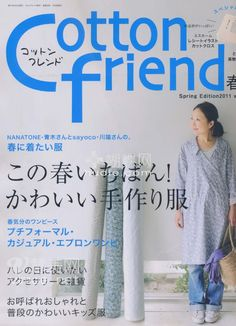 #ClippedOnIssuu from Cotton Friend Spring 11