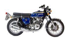 April 1972: Honda CB750 Fore