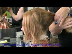 MAKE MY CURLY HAIR LOOK SPECIAL! ! Zoè's make over haircut and color.Theo Knoop - YouTube