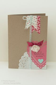 Stampin' Up!, www.pearly-paperie.de, Birthday Card