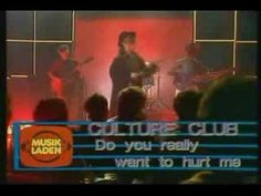 Culture Club-Do You Really Want To Hurt Me Live