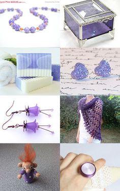 Purple Beauties -- by gclasergraphics.etsy.com