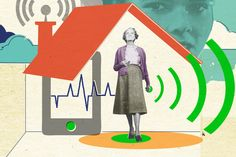 Here's a fascinating look at how health tech might change the future of aging: