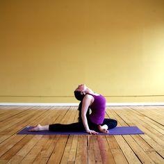 Yoga For Running Back Pain