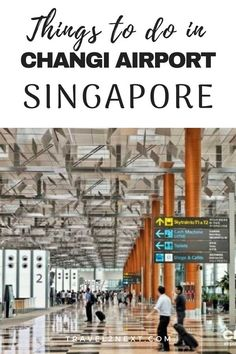 10 things to do in Changi Airport